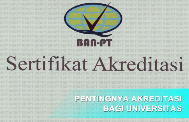 Hasil gambar untuk cek akreditasi kampus