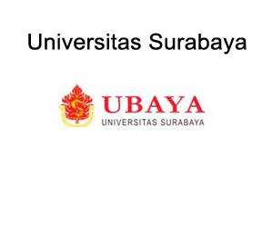 ubaya-surabaya