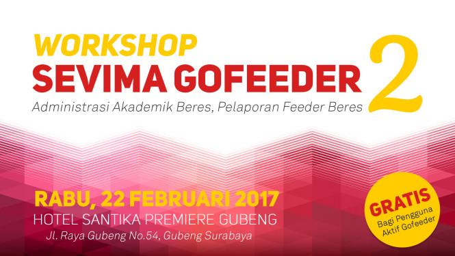 Workshop Gofeeder 2