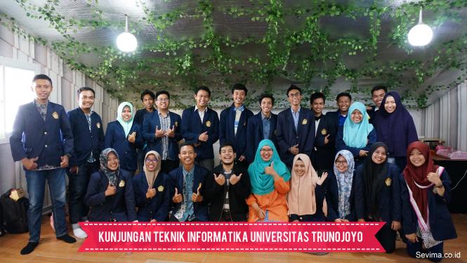 Teknik Informatika Universitas Trunojoyo