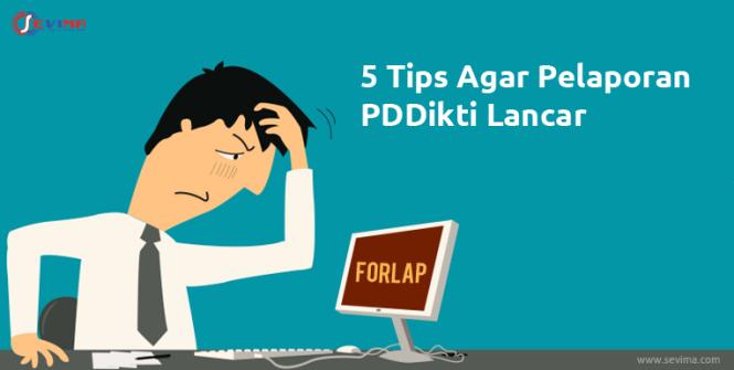 Tips Pelaporan PDDikti