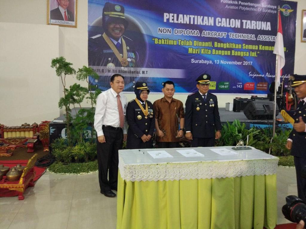 Politeknik Penerbangan Surabaya 3