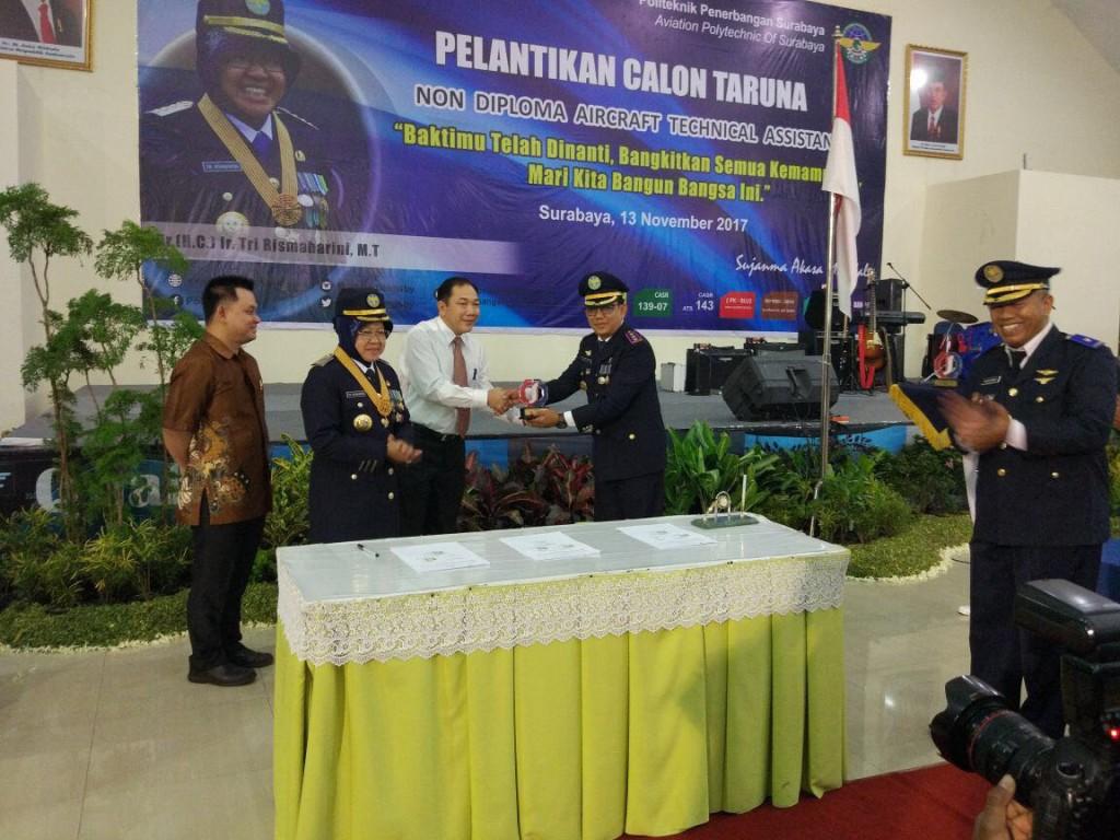 Politeknik Penerbangan Surabaya 4