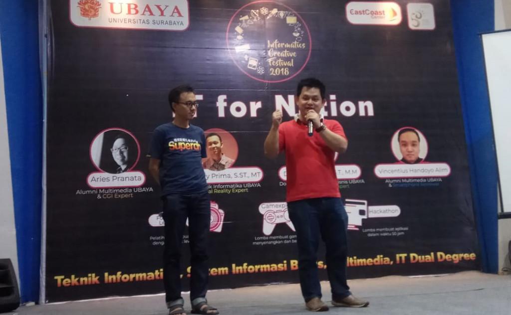 Hackathon Ubaya 1