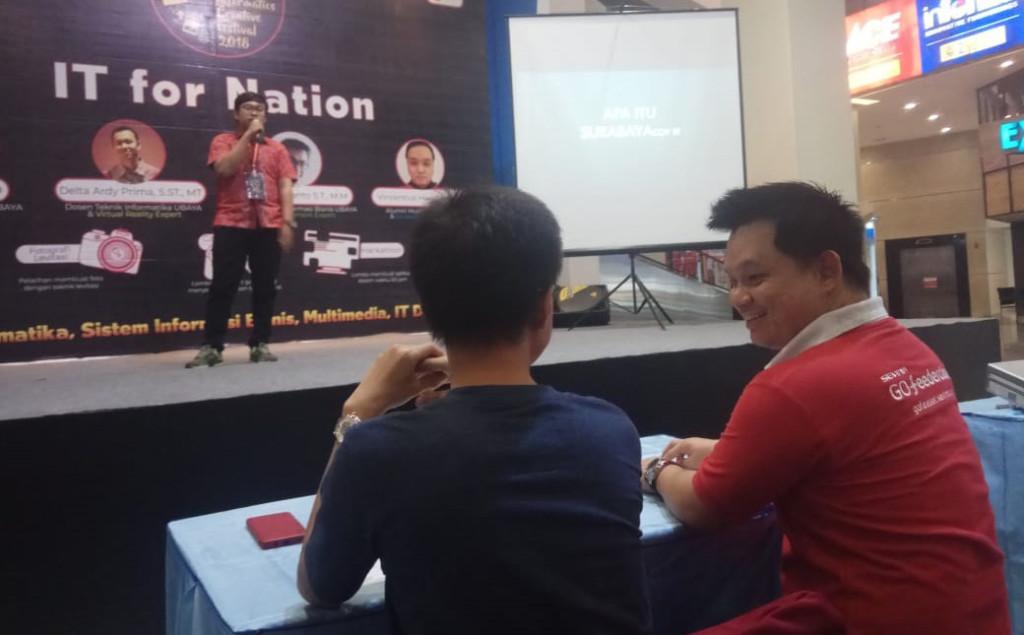 Hackathon Ubaya 2